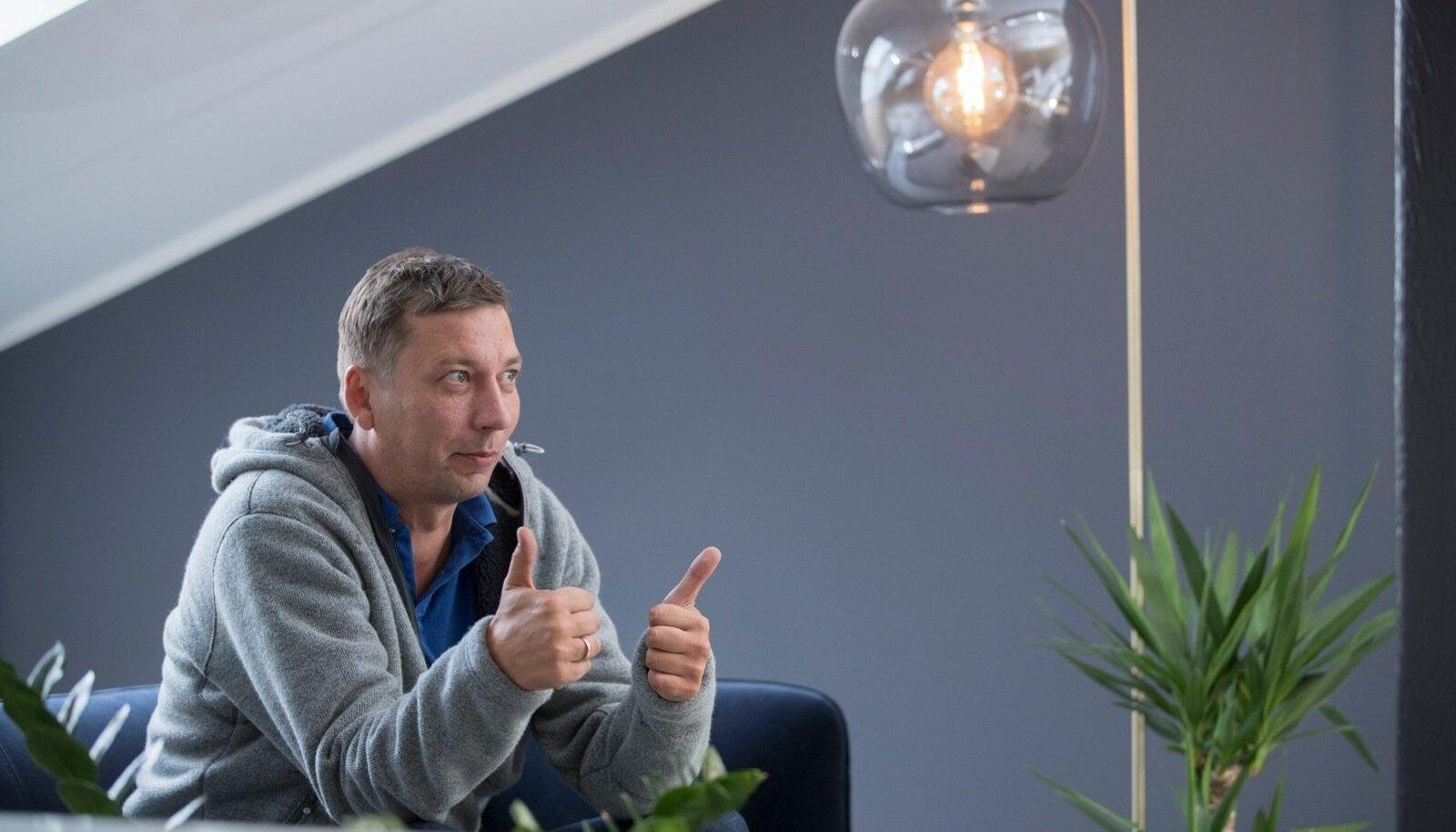 Guardtime'i president Martin Ruubel kinnitab, et tema ettevõtte tehnoloogia oleks ühe maailma suurema küberskandaali ära hoidnud.