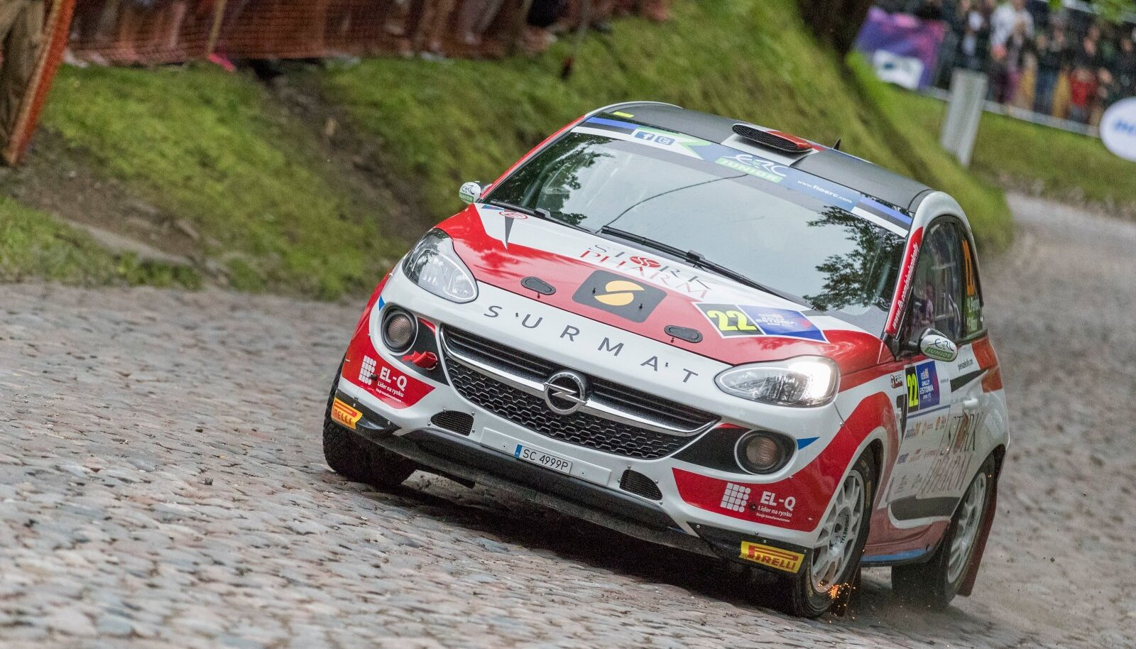 Auto24 Rally Estonia võitis mullu siin juunioride klassis parima koha saanud lätlane Ralfs Sirmacis (Škoda Fabia R5) poolaka Kajetan Kajetanowiczi (Ford Fiesta R5) ja Rainer Ausi (Mitsubishi Lancer EVO 9) ees.