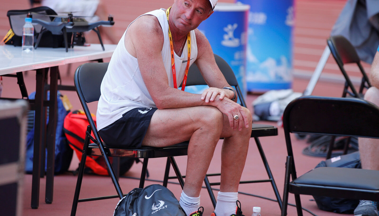 Alberto Salazar 2015. aasta Pekingi MMil