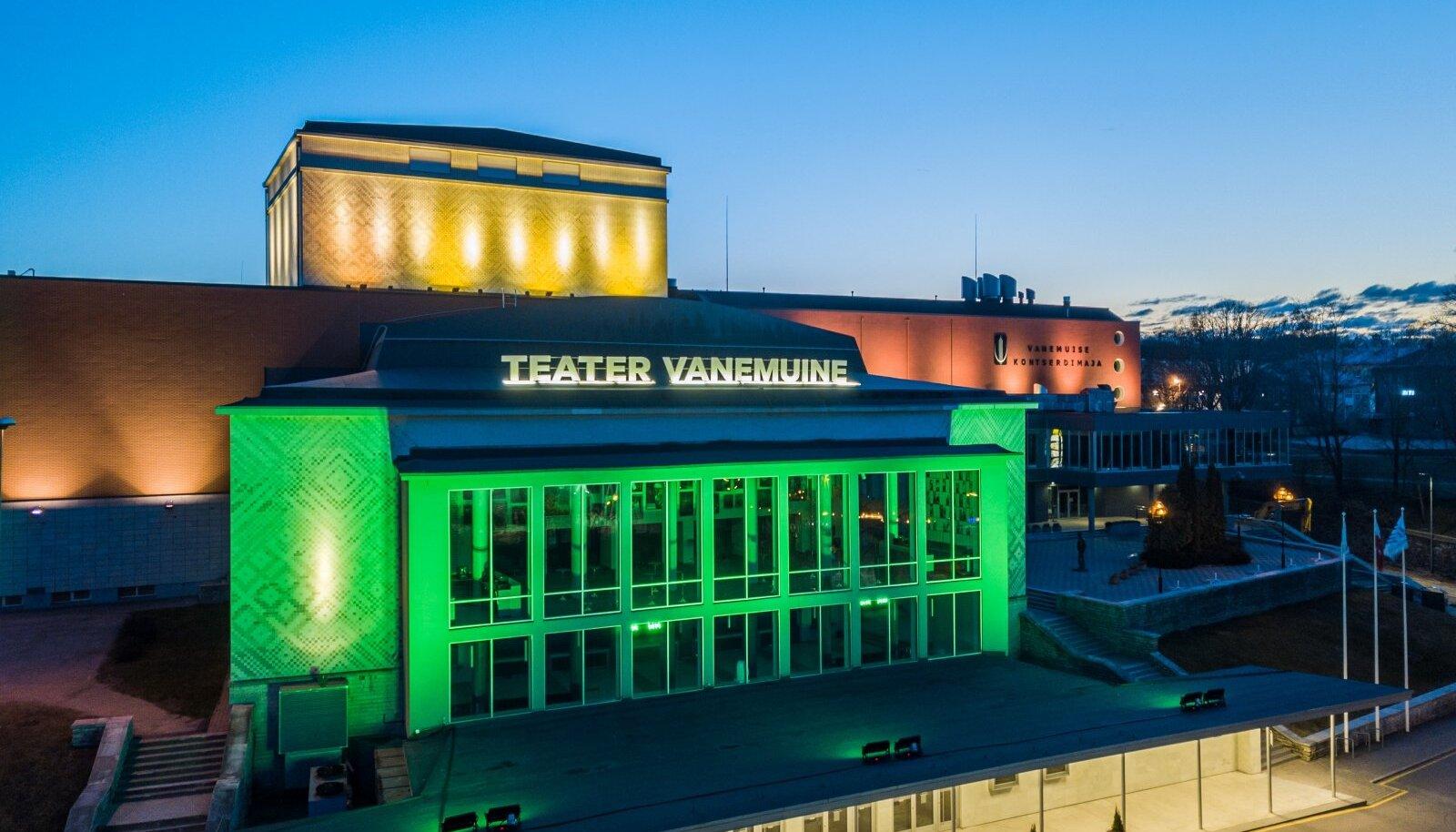 Roheline Teater Vanemuine