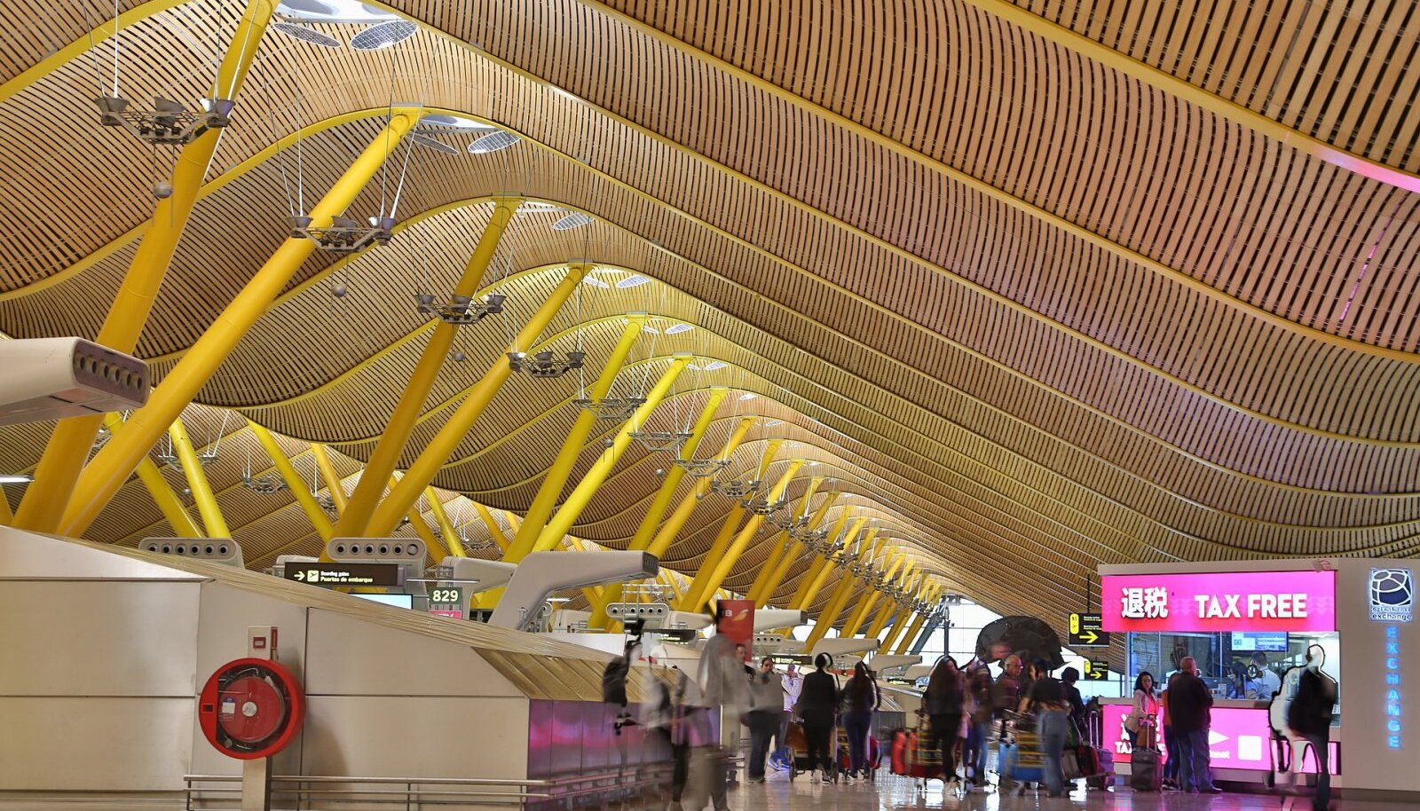 Madridi lennujaam