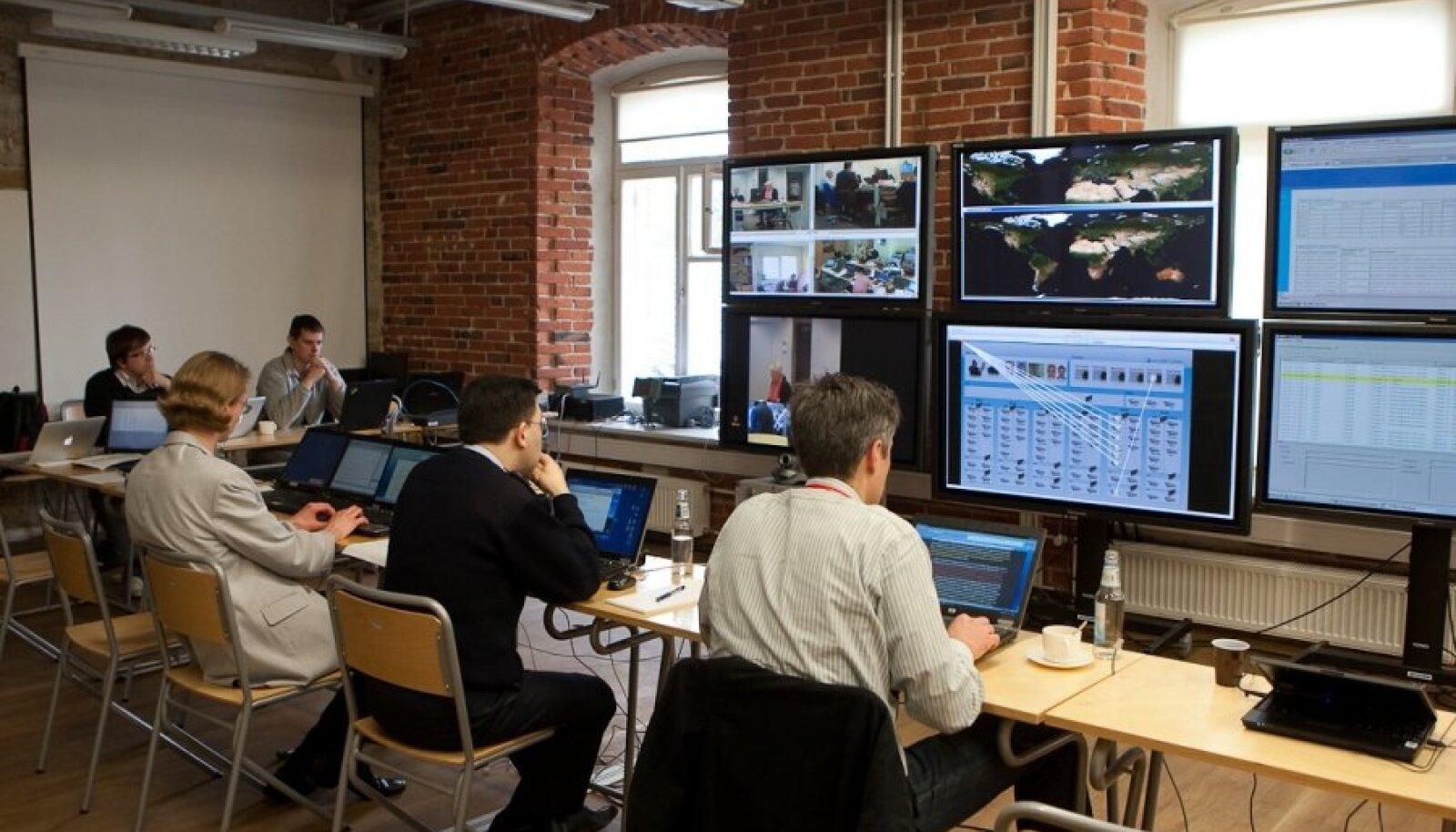 NATO Küberkaitse Kompetentsikeskus