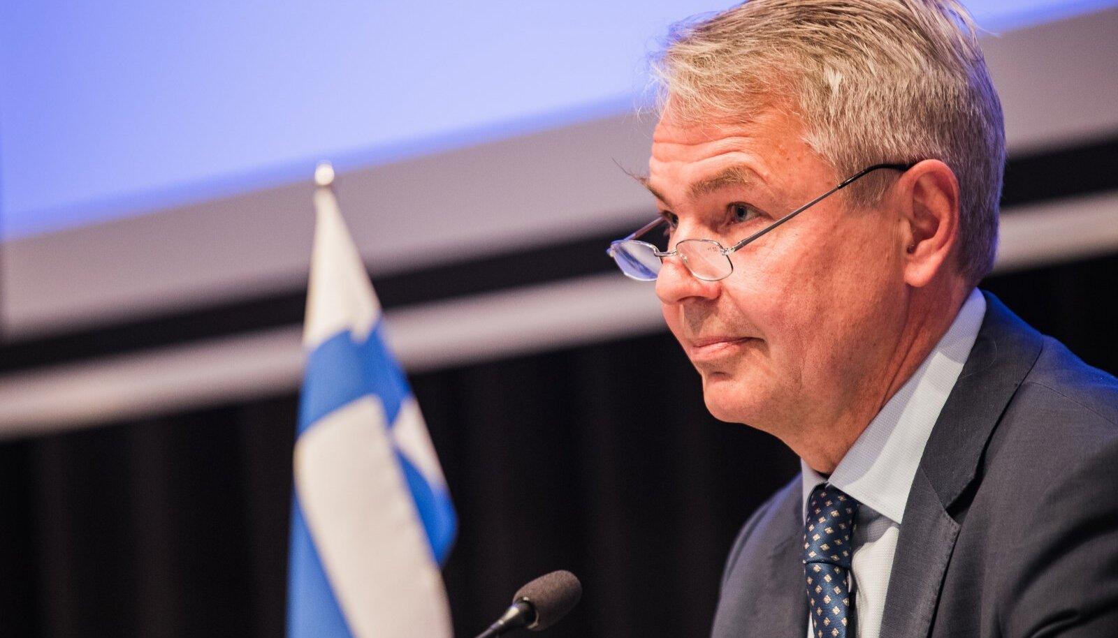 Soome välisministri Pekka Haavisto visiit võib osutuda problemaatiliseks mitte narratiivi, vaid just nimelt oma olemuse ja ajastuse tõttu.