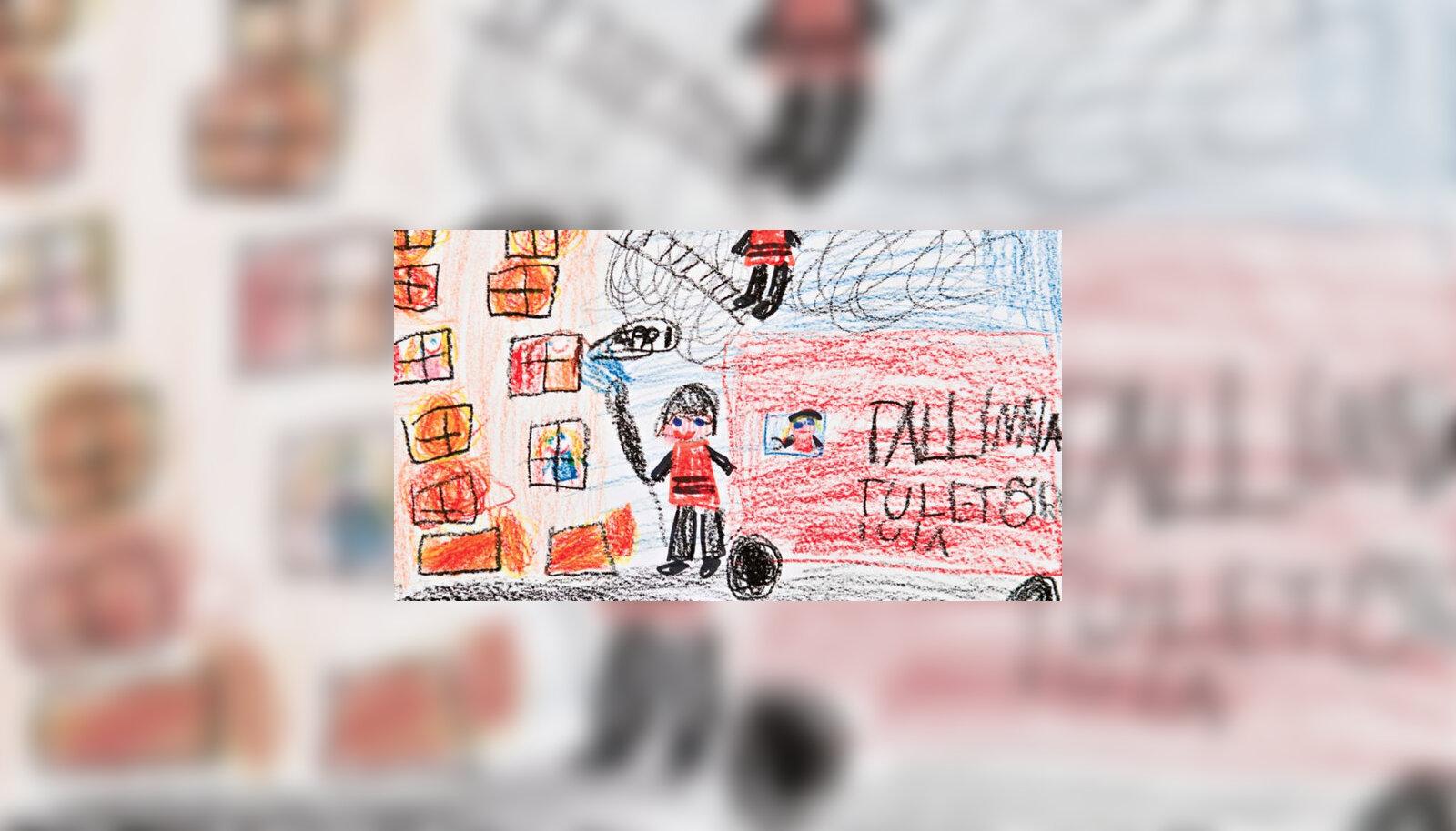 2e419f240af Peaaegu pooled Tallinna lasteaiad ei täida tuleohutusnõudeid