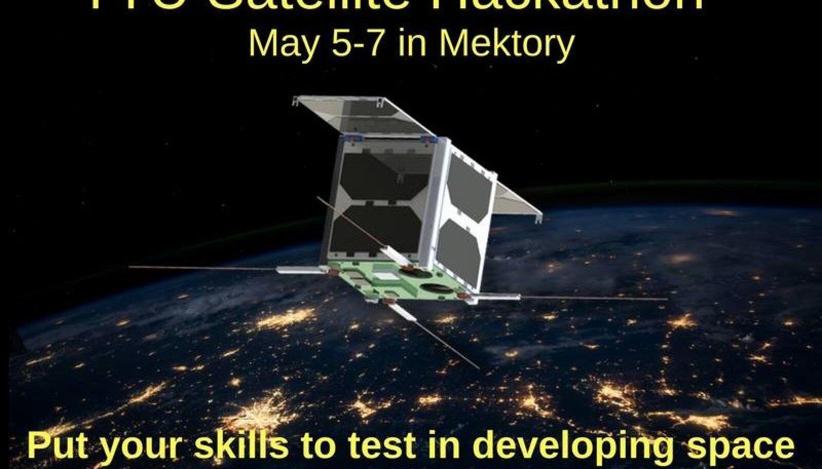 TTÜ - Mektory Satelliidiprogramm / TUT - Mektory Satellite Programme