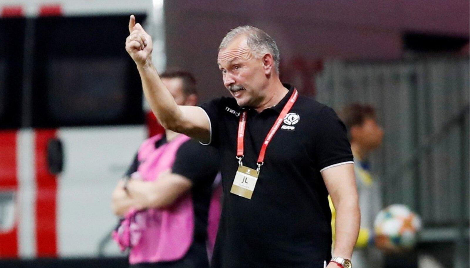 Euro 2020 Qualifier - Group C - Belarus v Northern Ireland