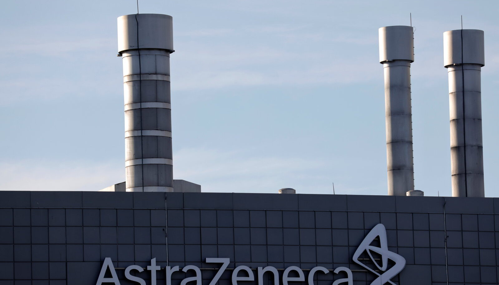 AstraZeneca tehas Dunkirkis