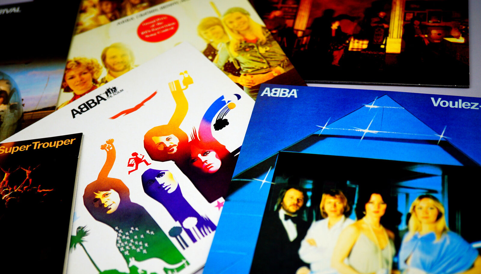 ABBA on tagasi