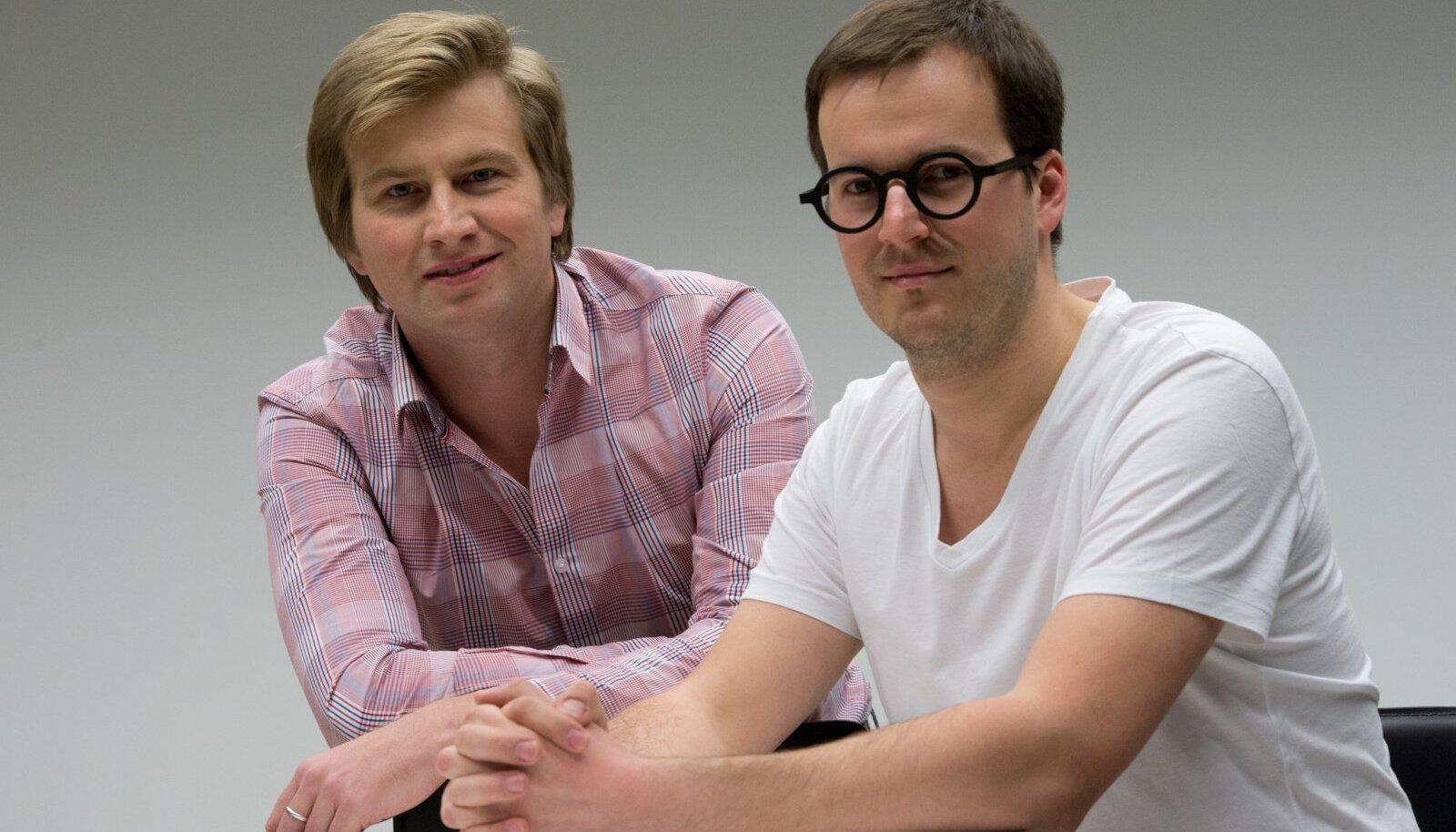 Taavet Hinrikus ja Kristo Käärmann