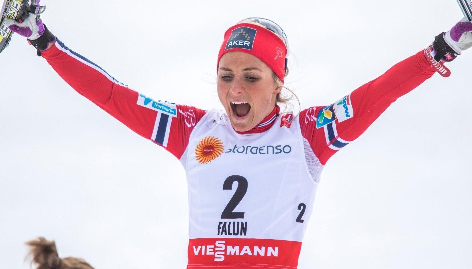 Therese Johaug Faluni MMil