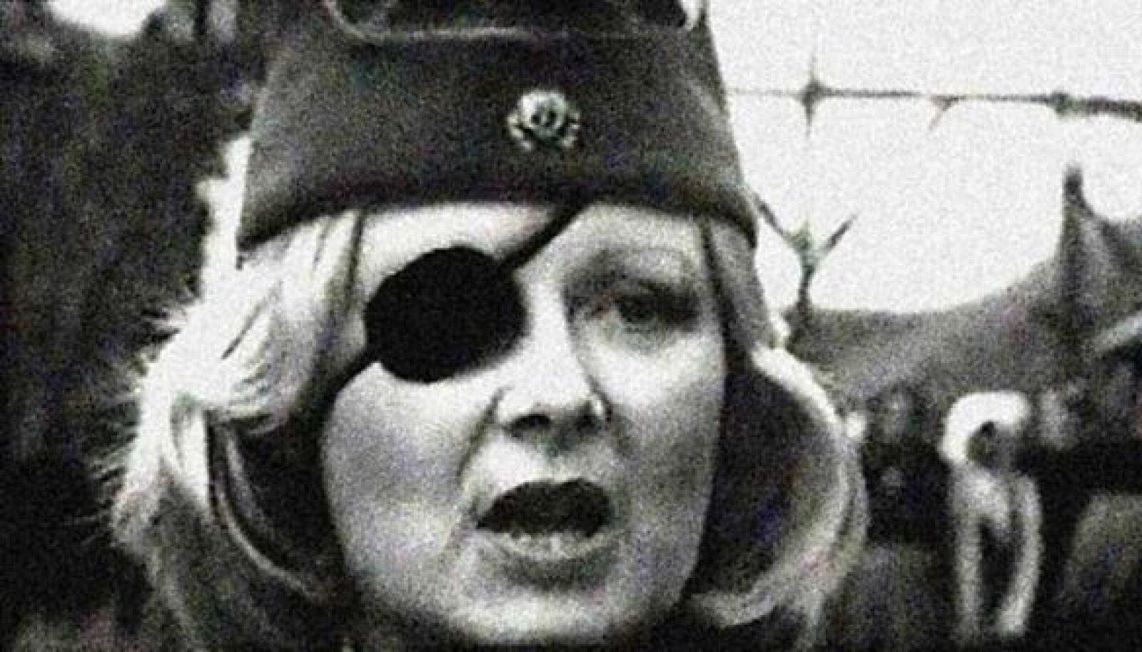 Blondiinid: Eve Kivi (pildil), Ada Lundver ja teised Baltikumi näitlejannad sobisid hästi vene propagandafilmidesse pisirolle tegema.