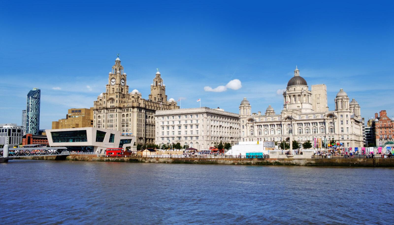 Liverpoolis saab ära käia vaid 13 euroga
