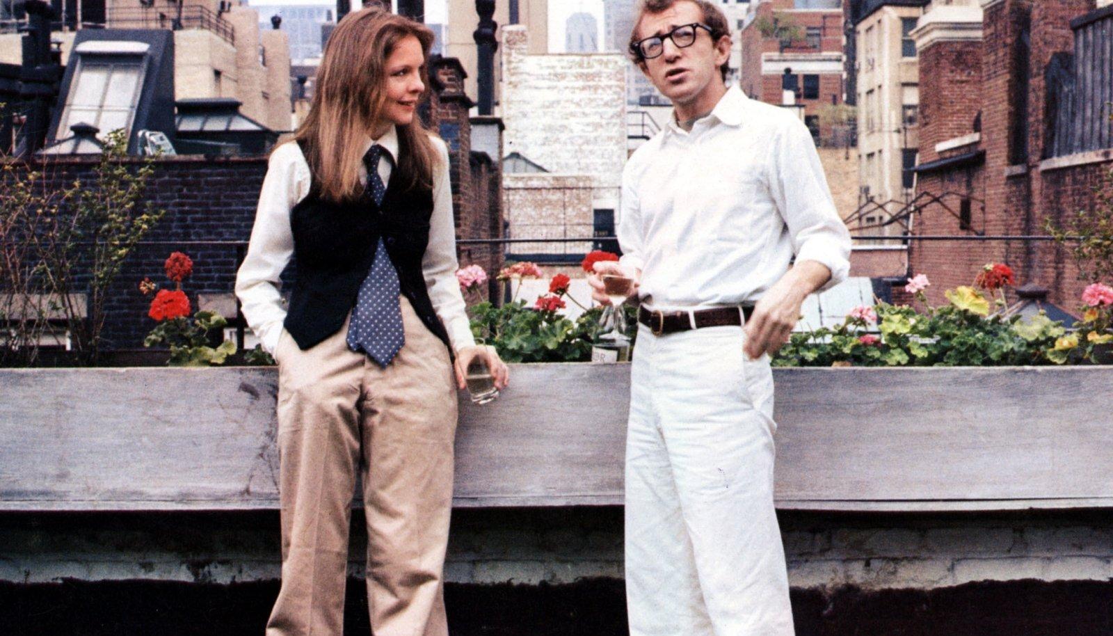 Diane ja Woody (1977).