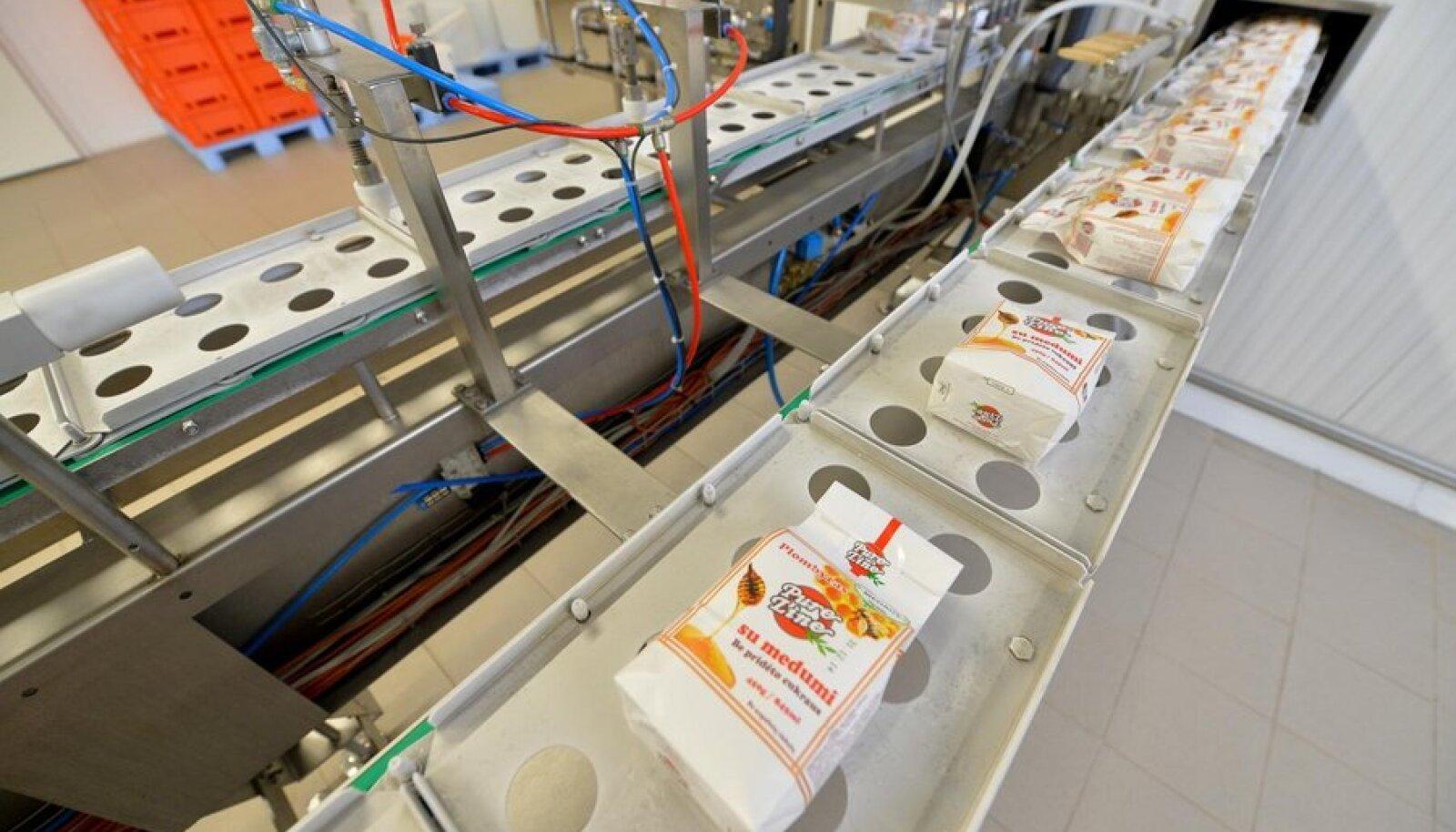 Pure line jäätisetehas