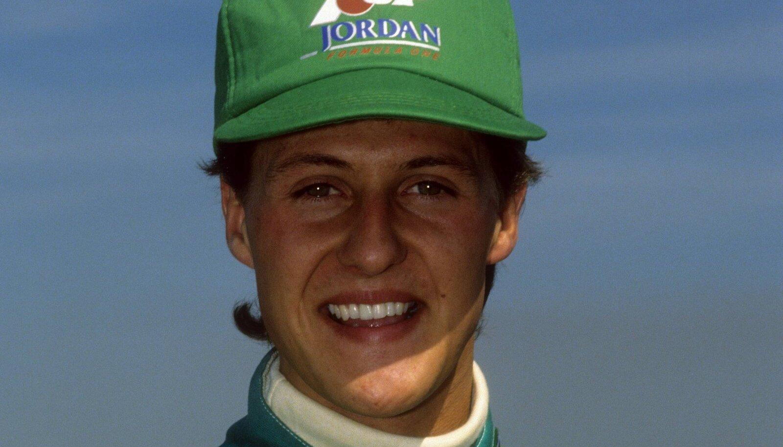 Michael Schumacher 1991. aastal