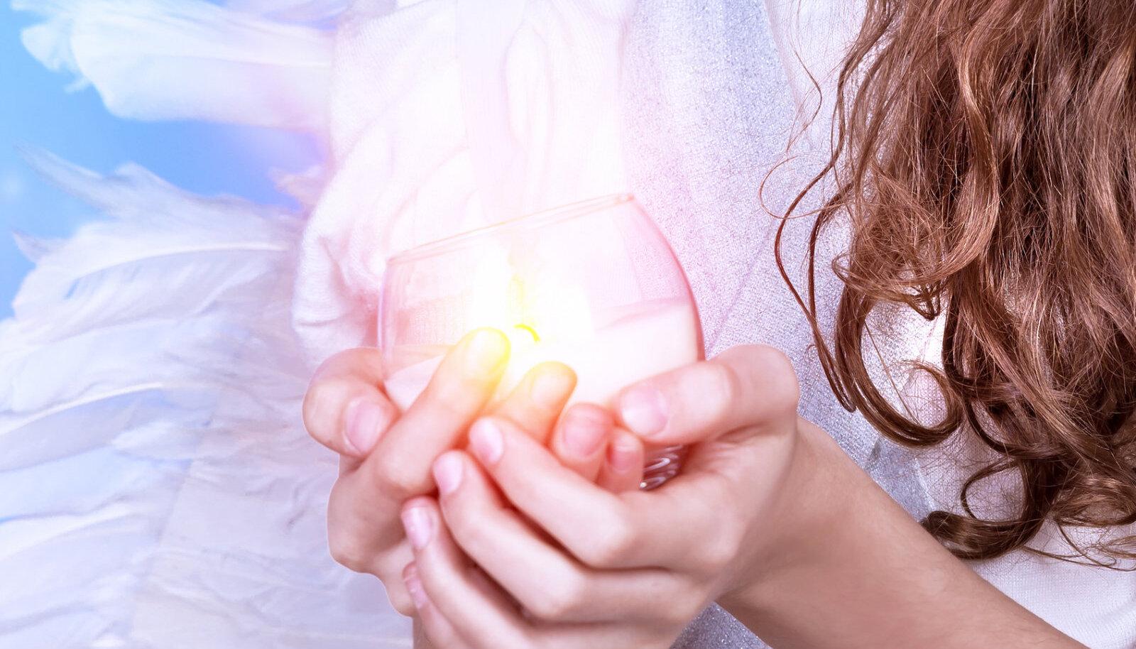 Kaitse ennast ingelliku valguse abil
