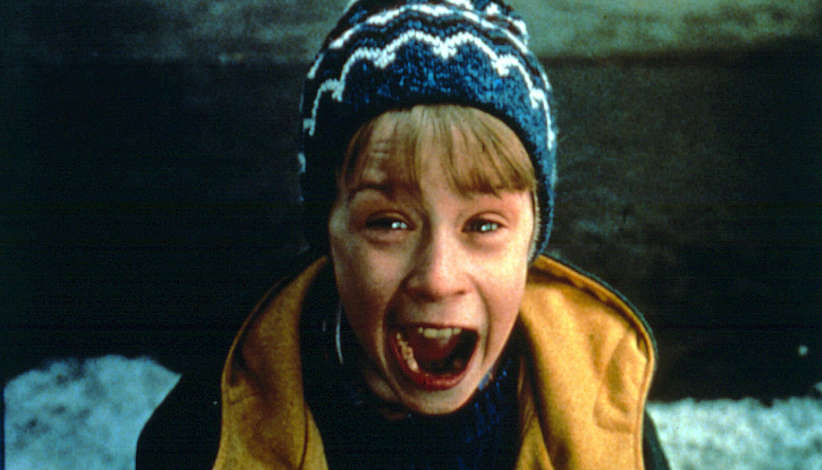 """Macaulay Culkin """"Home Alone 2"""""""