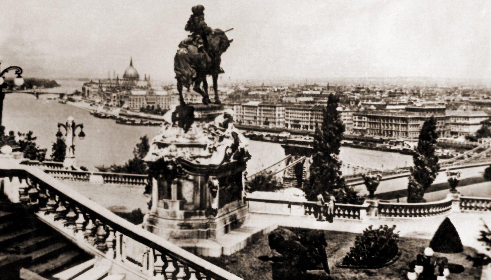 BUDAPEST ENNE TEIST MAAILMASÕDA: Gordon sukeldub raamatus Budapesti põhjakihti, lõbumajadesse ja narkourgastesse.