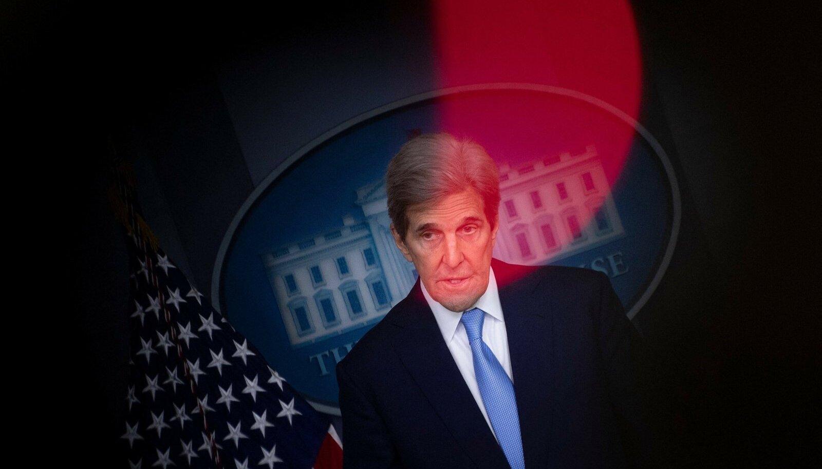 Aprilli lõpus kutsus John Kerry 40 riiki, sealhulgas Eesti, kliimaümarlauale, et innustada neid oma kliimaeesmärke suurendama.