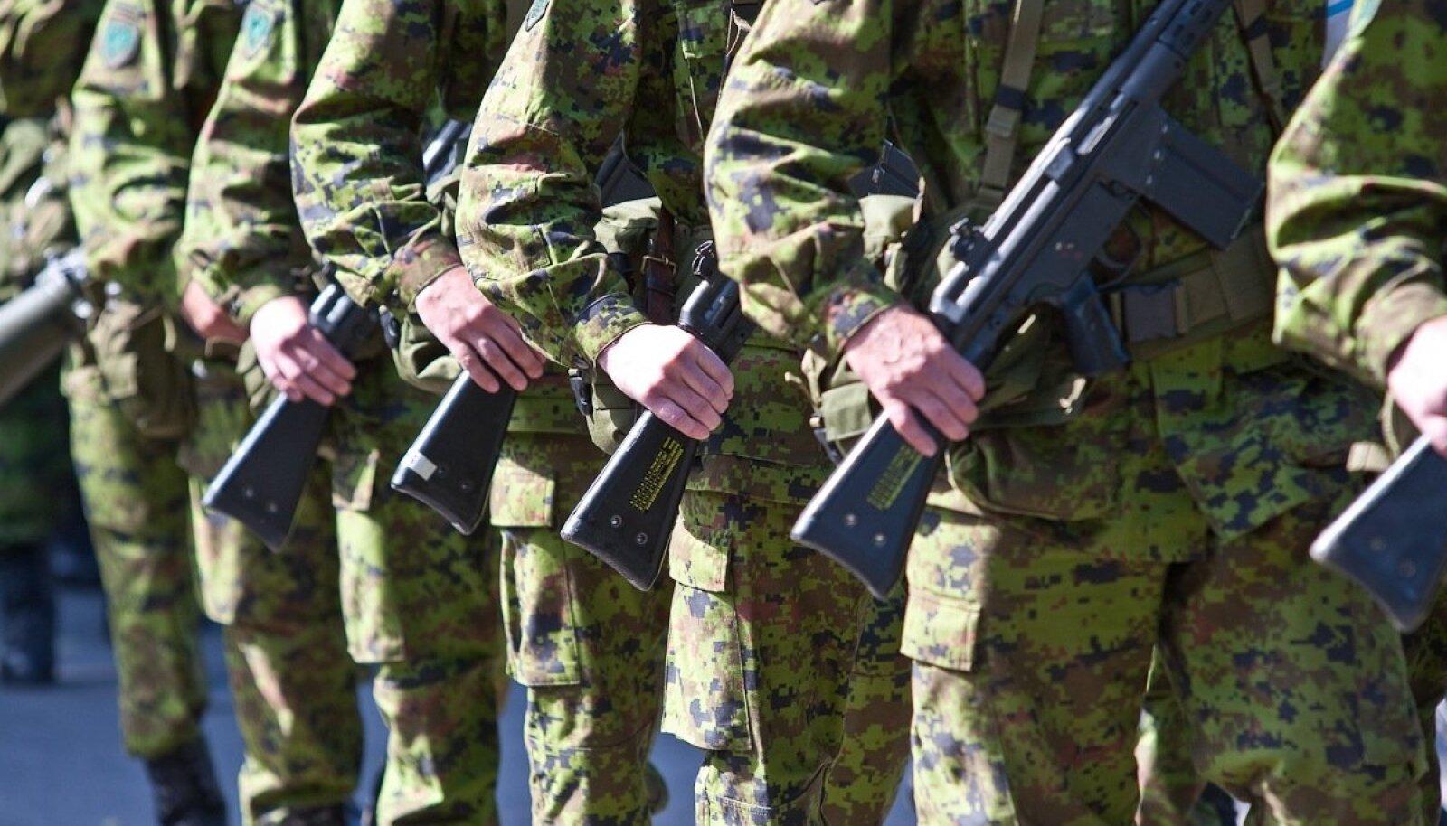 Eesti sõdurid