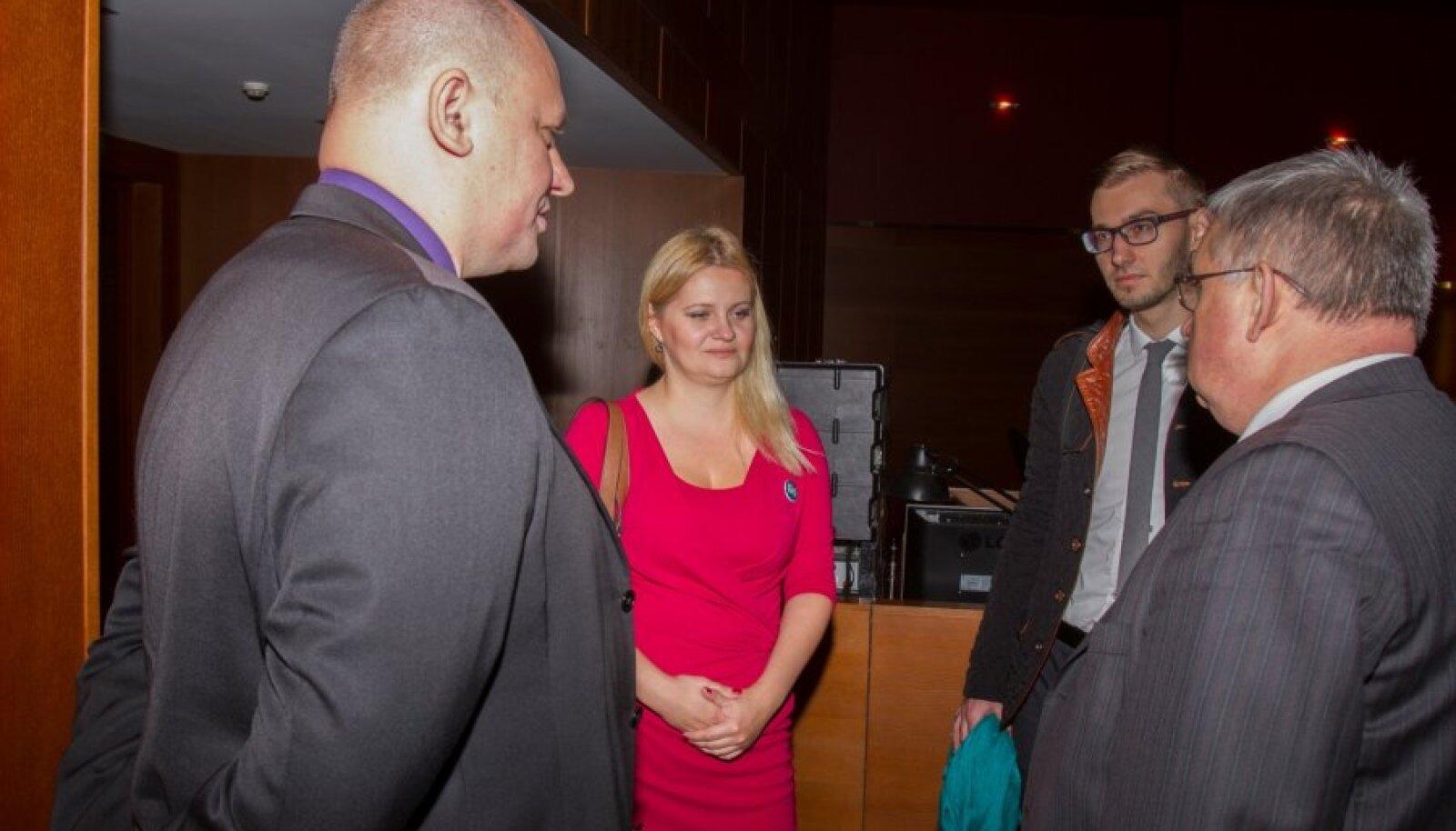 MTÜ Vene kool Eestis aastakonverents 2014