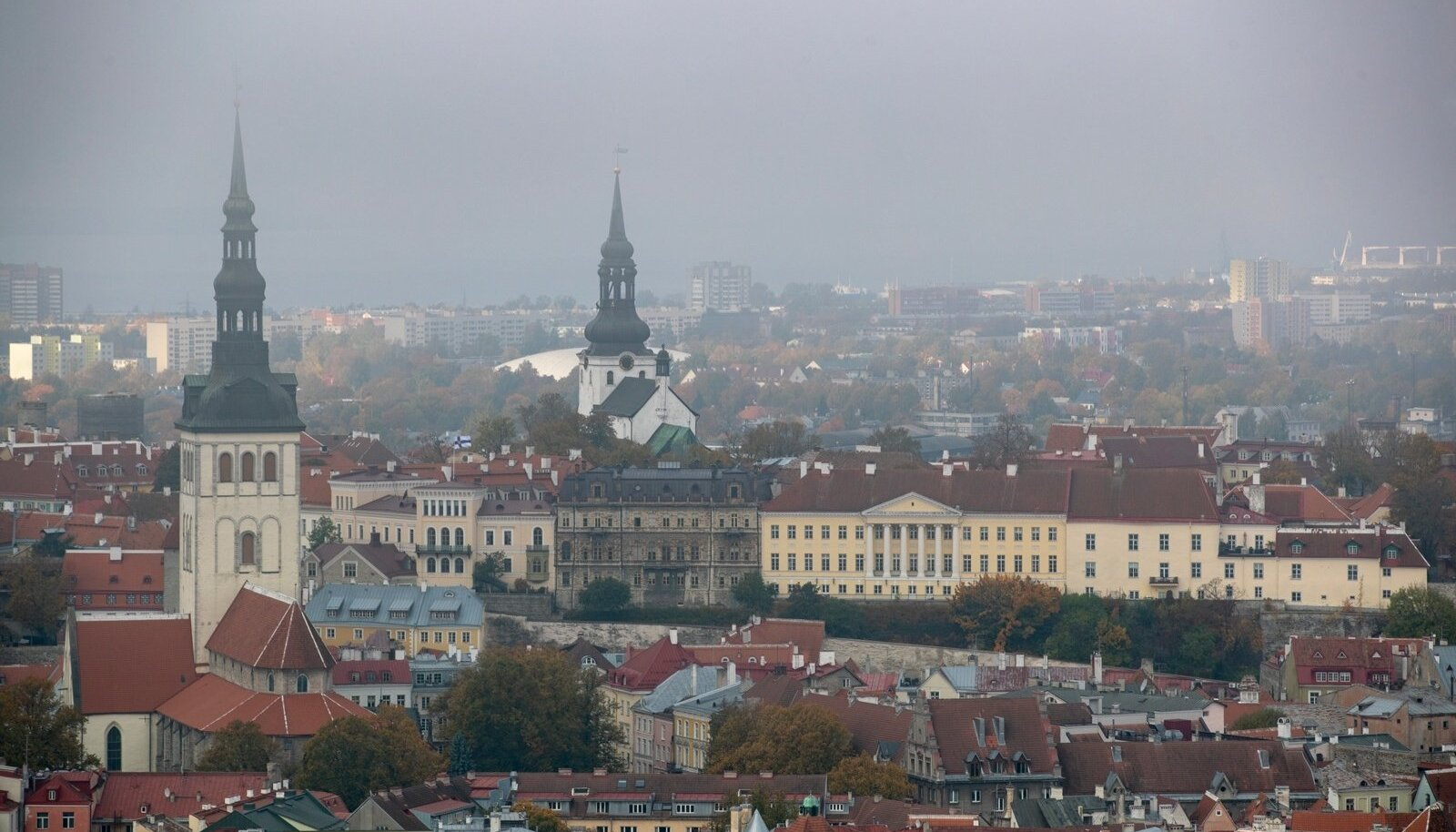 Uduvines Tallinn