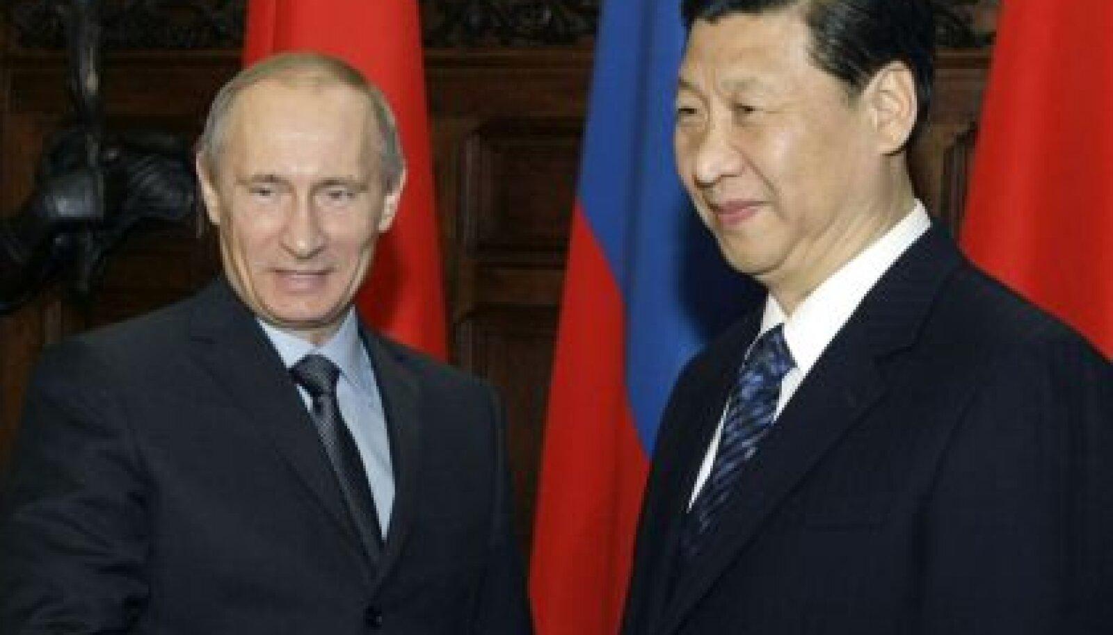 Putin ja Xi