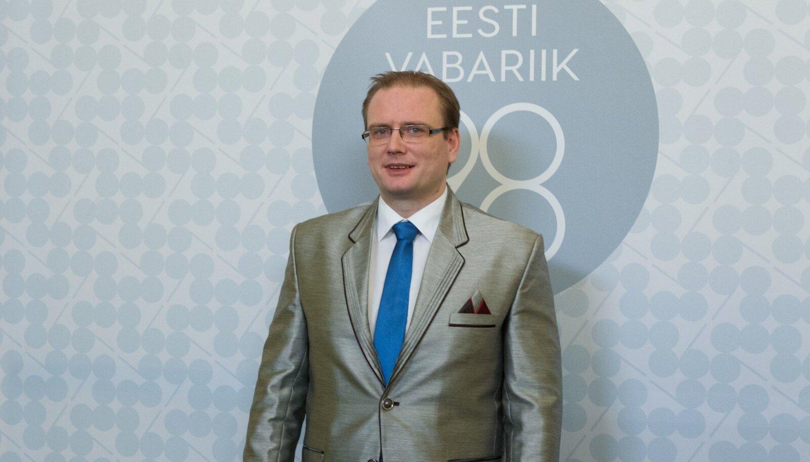 Presidendi vastuvõtt, EV98, Eesti vabariik 98
