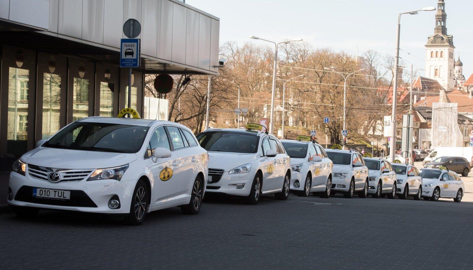Tulika takso