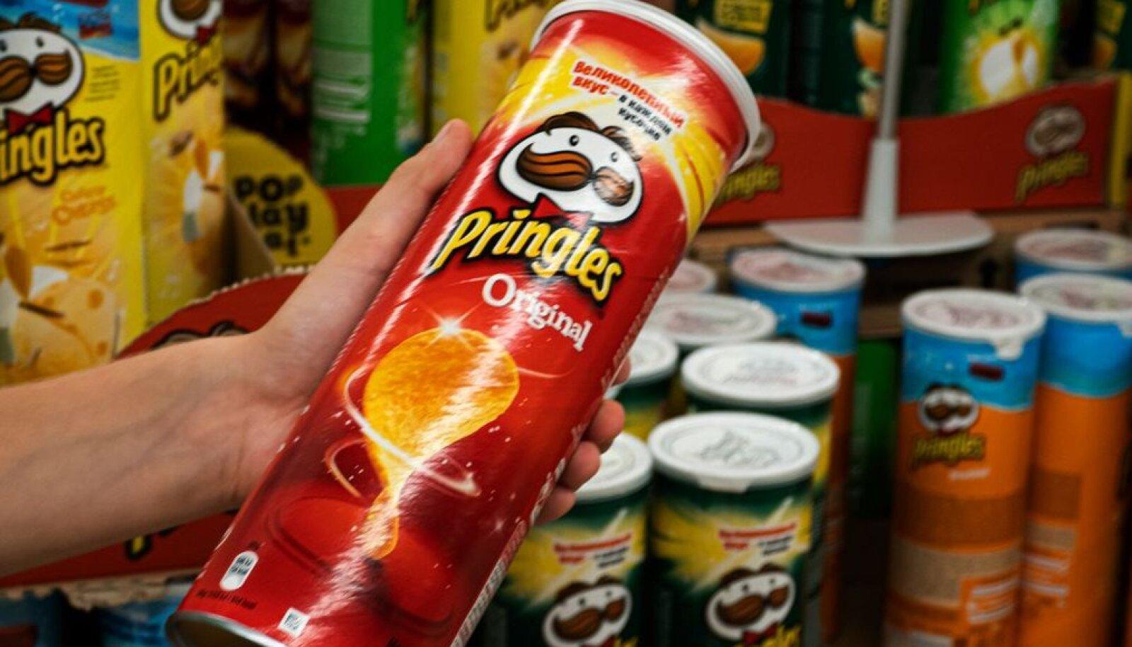 Pringels.