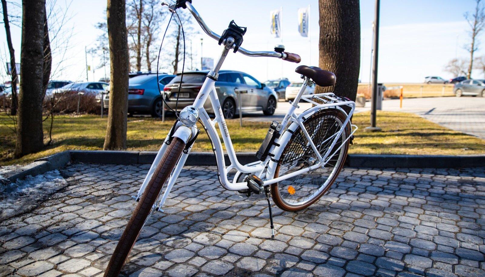 Rattateed on roheise pealinna lahutamatu osa.