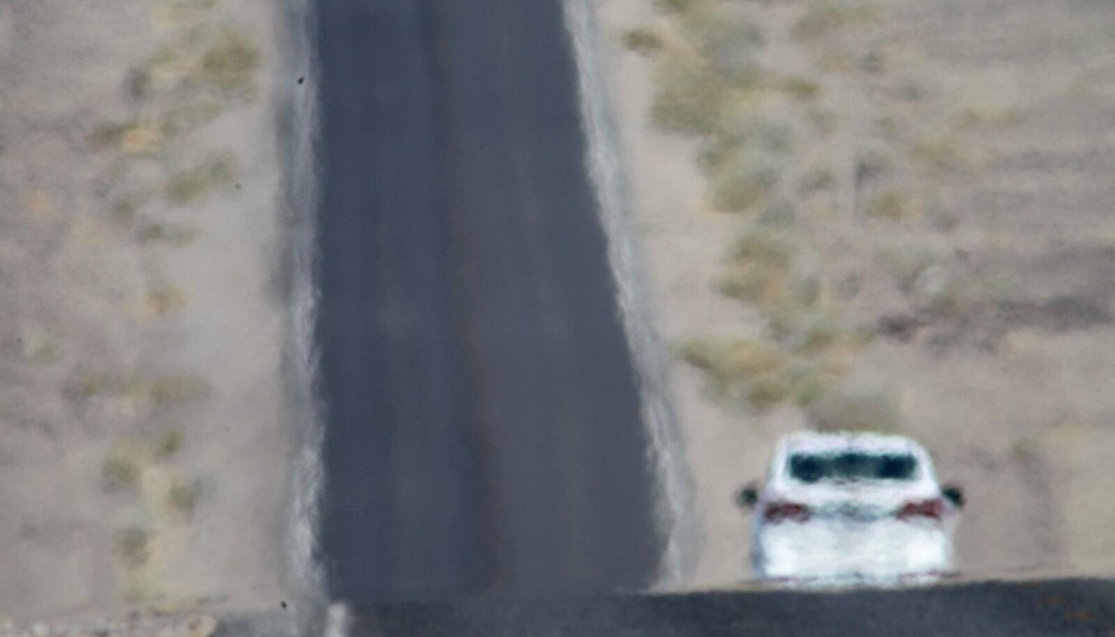 Kuumalaine Surmaorus pani ka sealsed teed proovile.