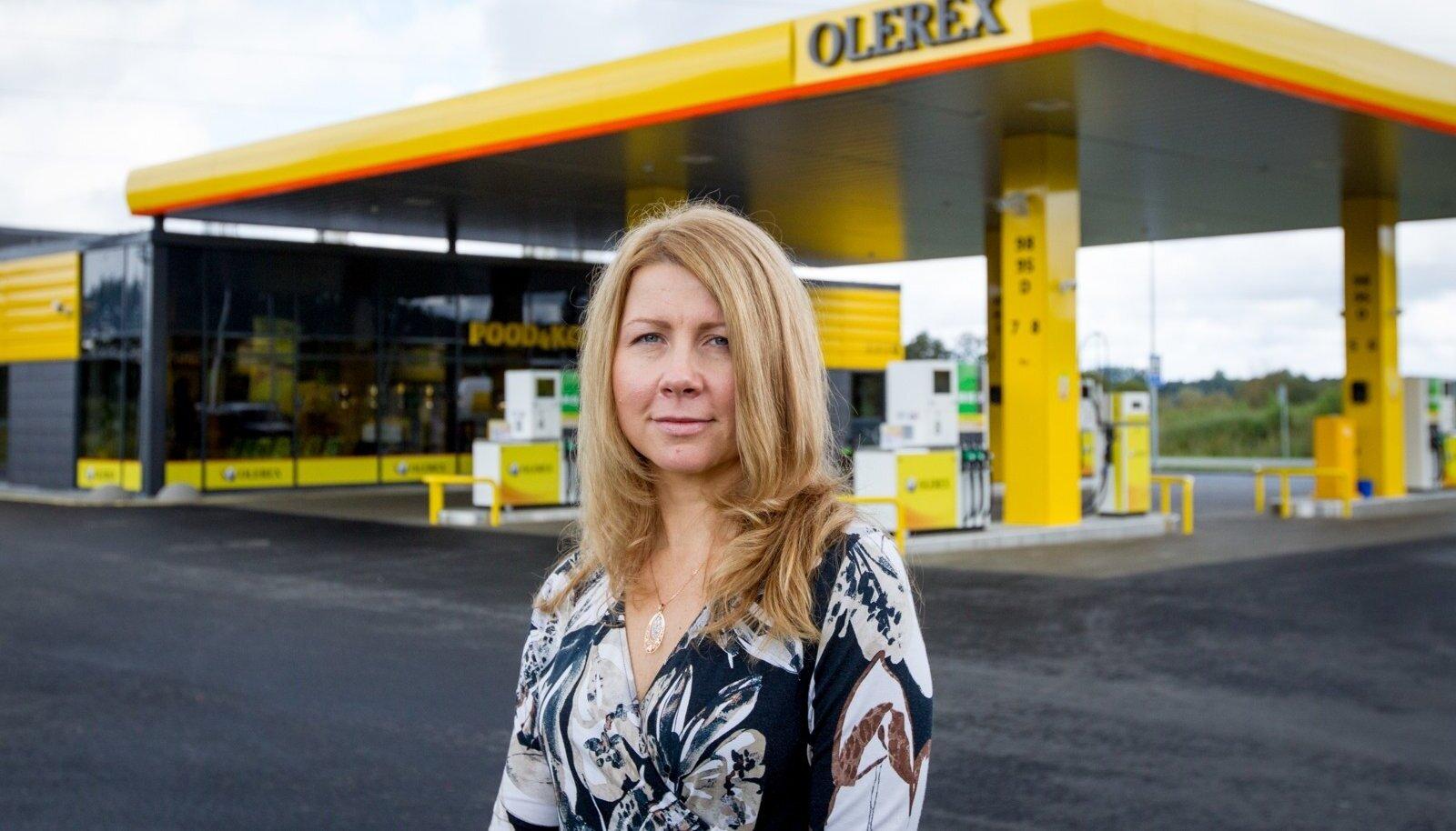 TUJUPÕHINE JUHTIMINE: Endised kaastöötajad kirjeldavad Olerexi tegevjuhti Piret Millerit äkilise naisena, kes on ühel hetkel nagu leebe tuuleke, teisel aga keeb vihast. Tal on kindel seljatagune: eraeluline suhe ühega firma kahest omanikust.