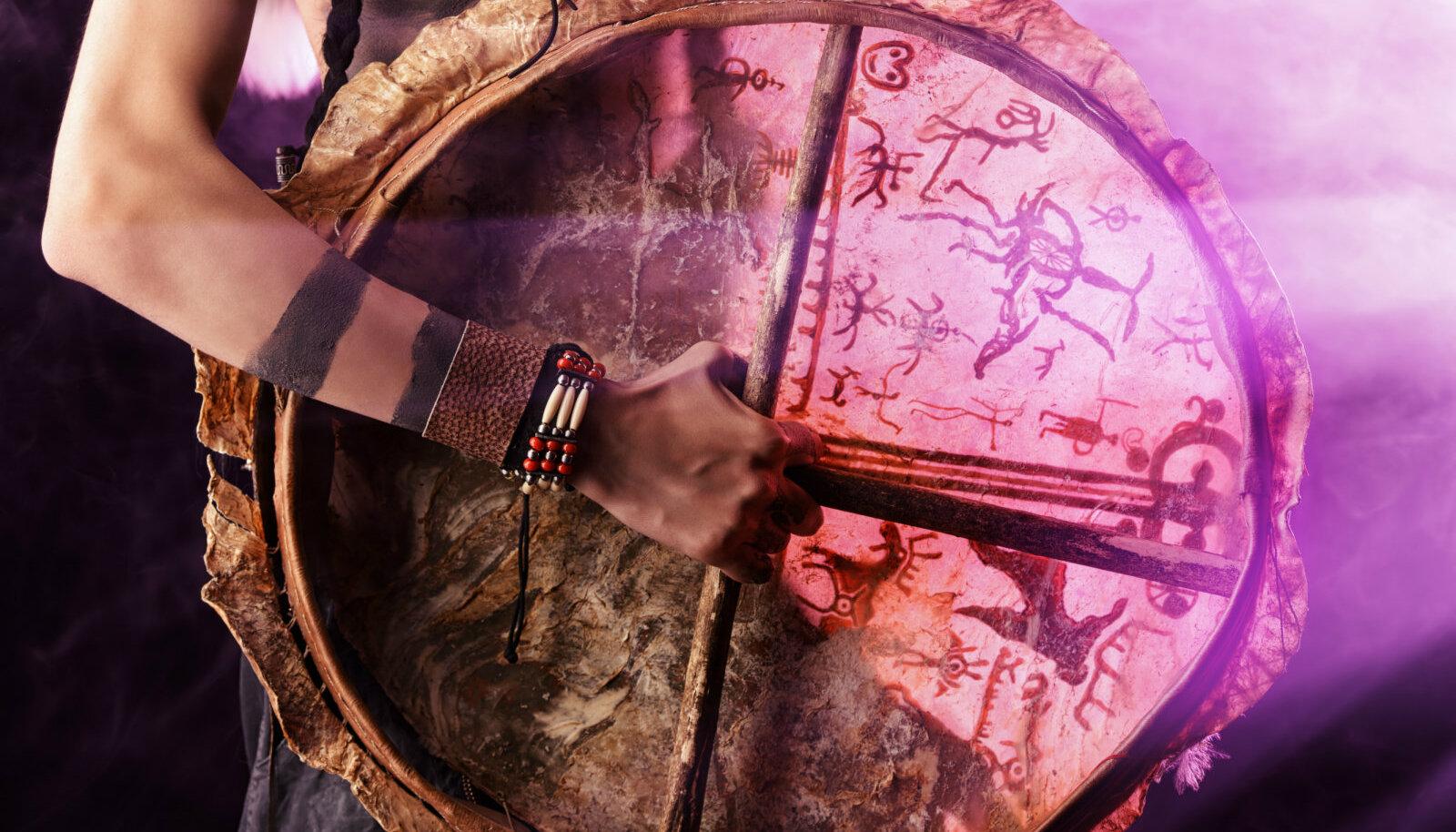 Saami trumm oma sümboolikaga on omamoodi võti mõtestamaks lahti saamide kosmoloogiat.