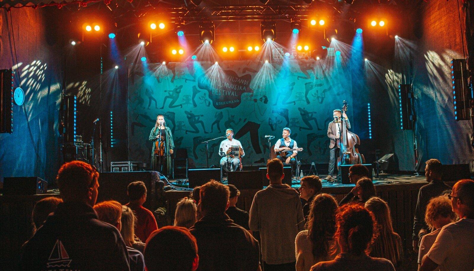 Viljandi pärimusmuusikafestival
