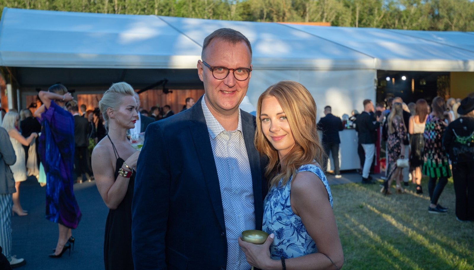 Kristina Pau ja Henrik Normann