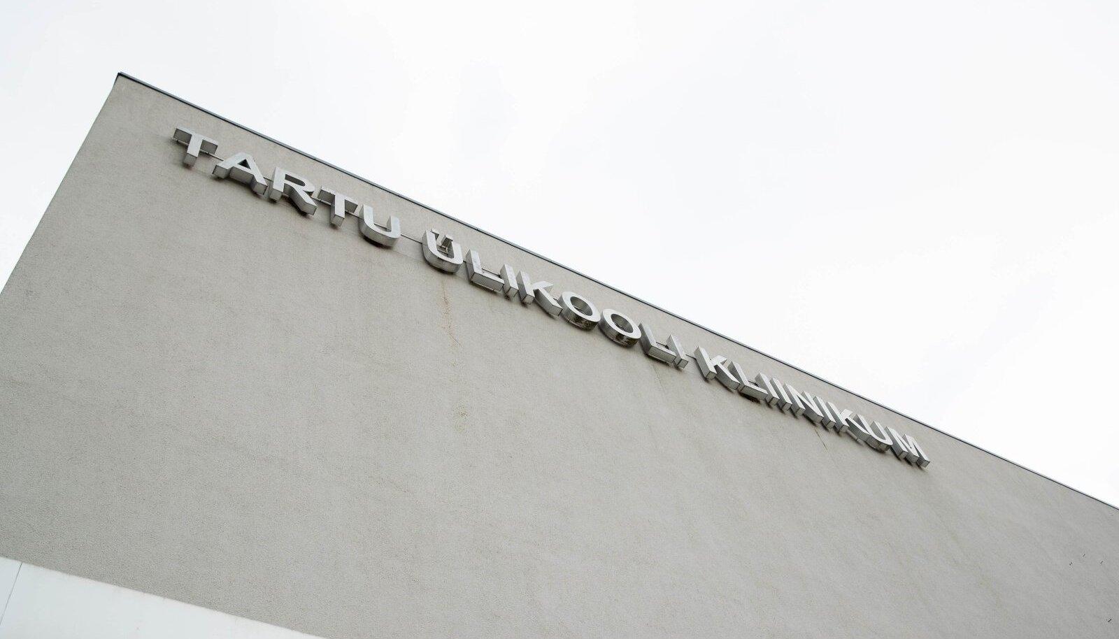 Tartu Ülikooli Kliinikum september 2020