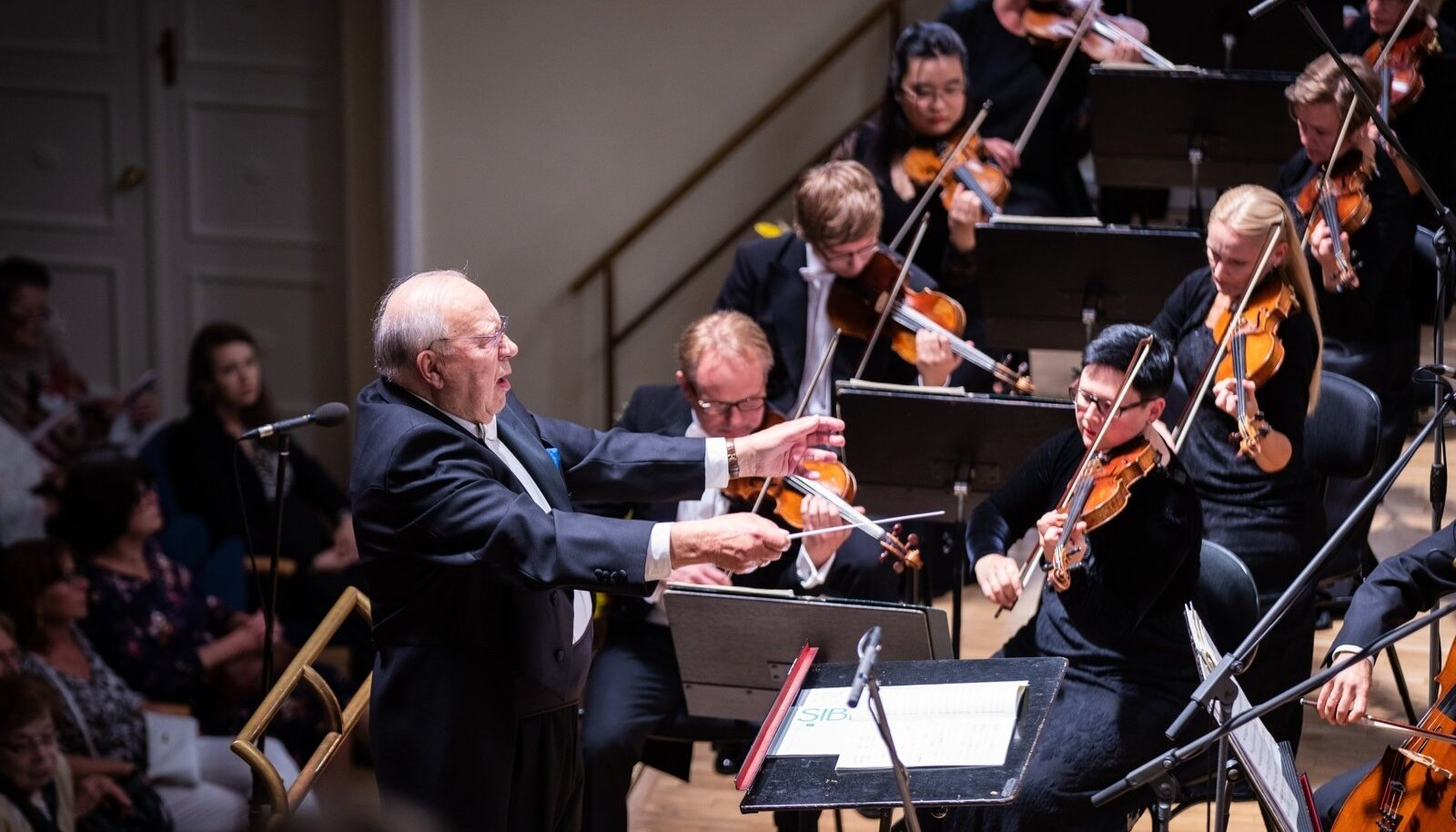 ERSO hooaja avakontsert Estonia kontserdisaalis