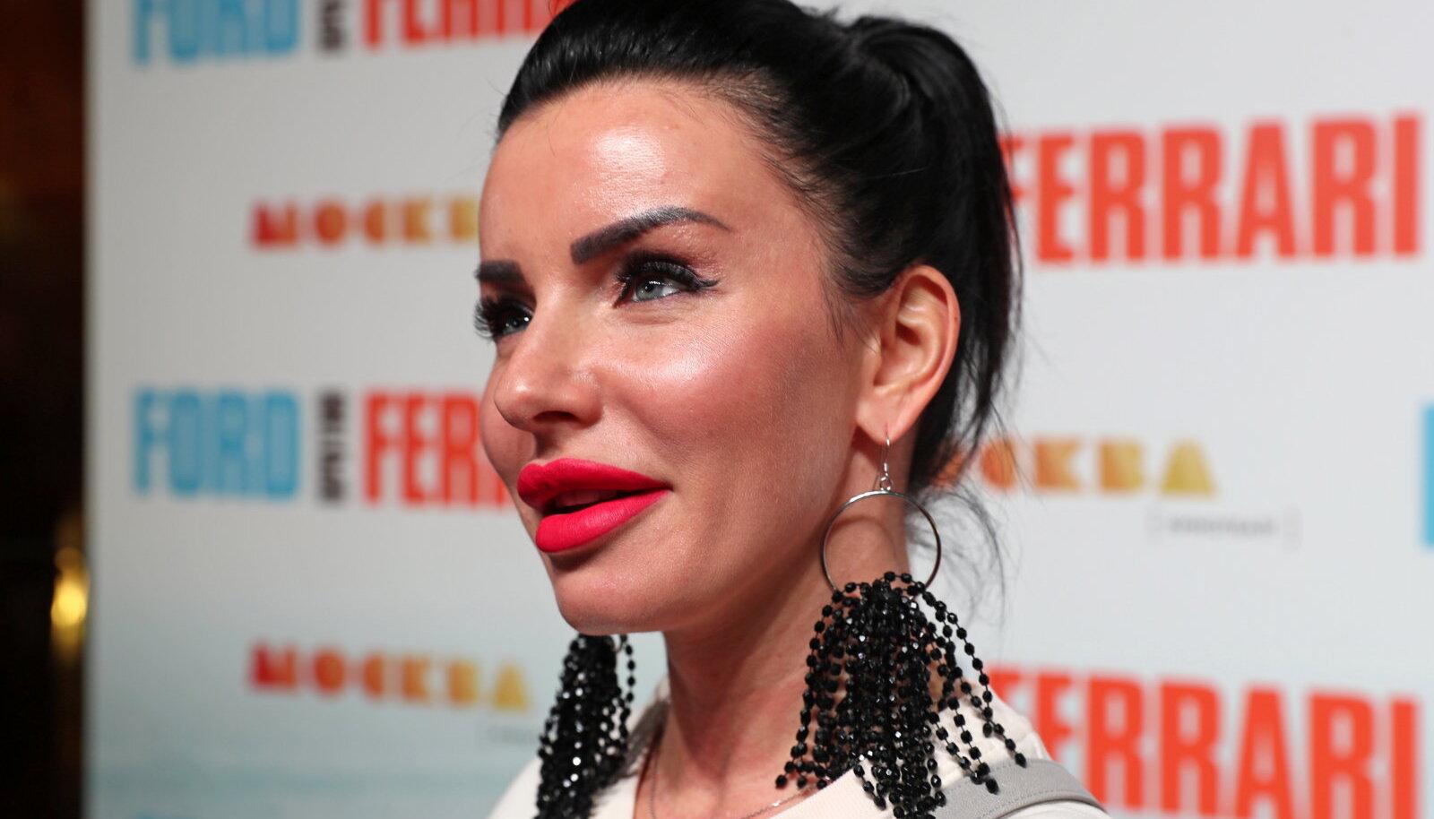 Julia Volkova, 2019
