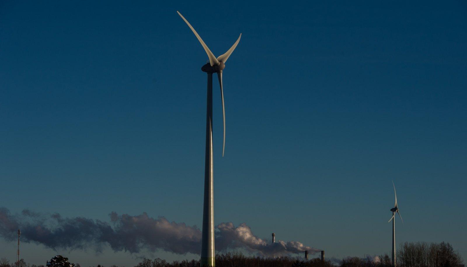 Tuulik. Foto on illustratiivne