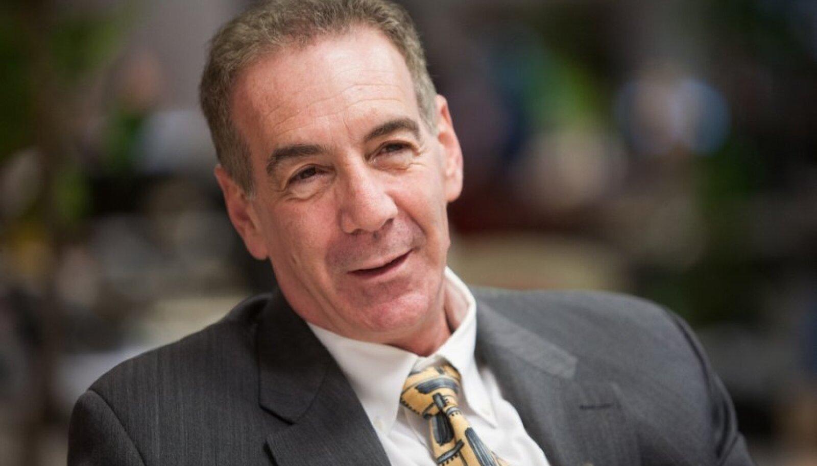 USA suursaadik Jeffrey D. Levine