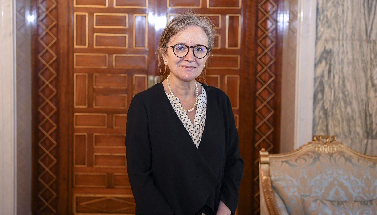 Najla Bouden Romdhane