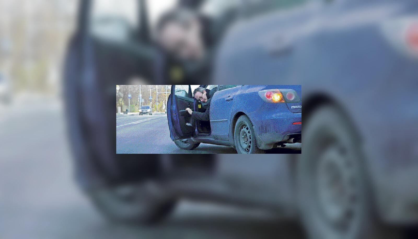 684bc343a0e Teeremont Tallinnas: ise süüdi, kui auto ohtliku teeservaga ära lõhud