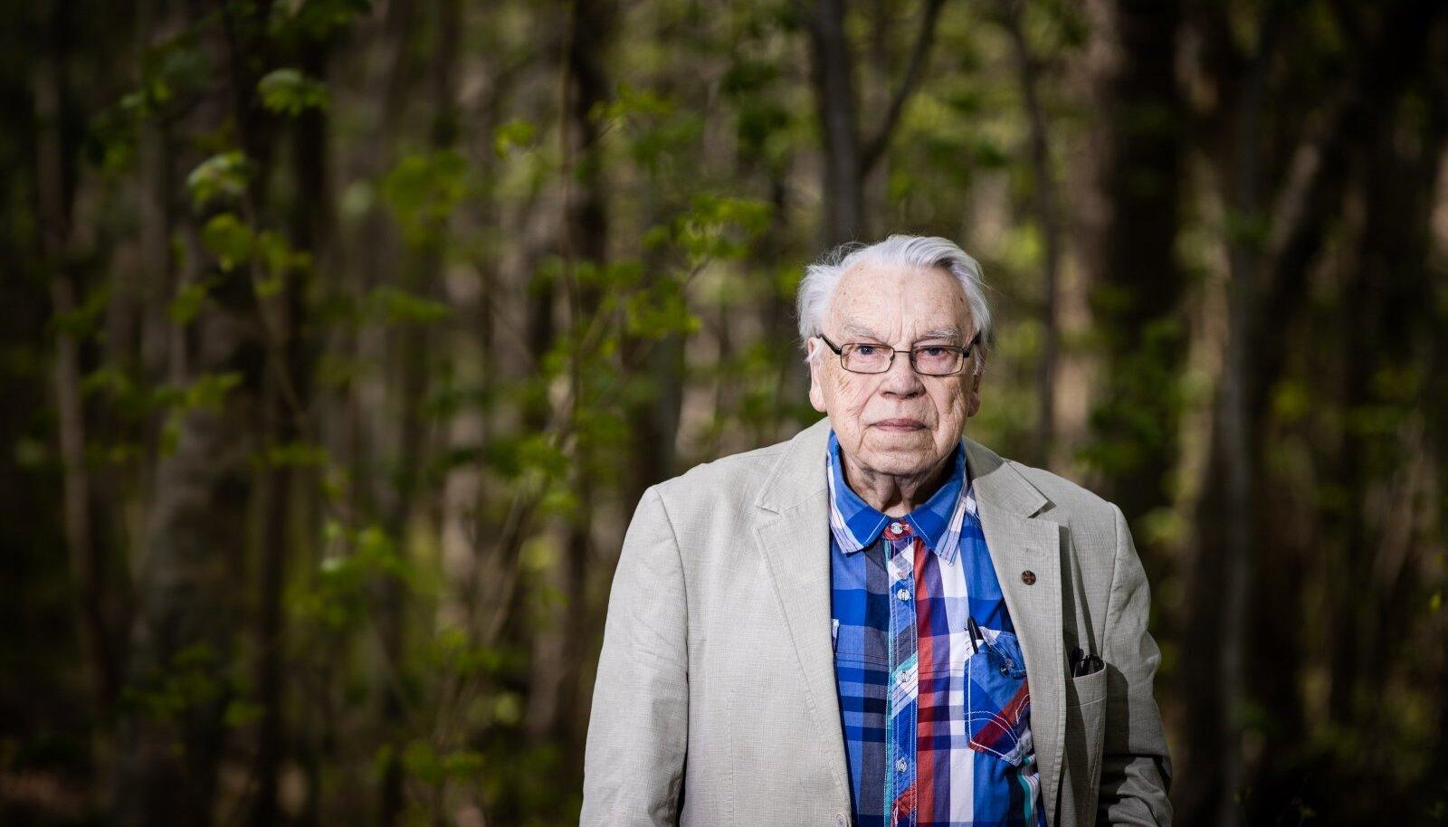 FREDI-ARMAND TOMPS: Ma saan rahu iseendaga, kui ütlen Estonia asjus oma sõna.