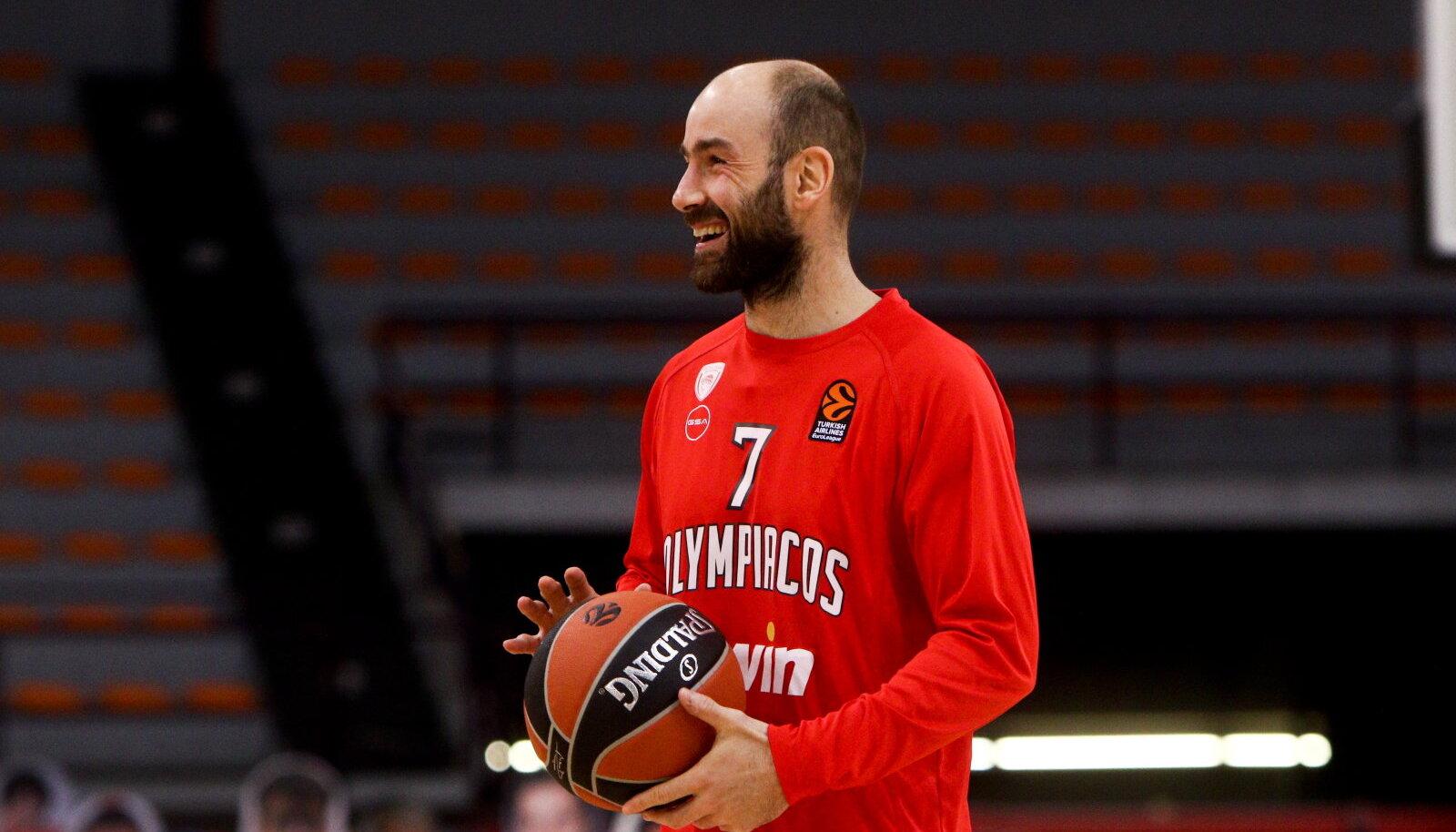 Vassilis Spanoulis.