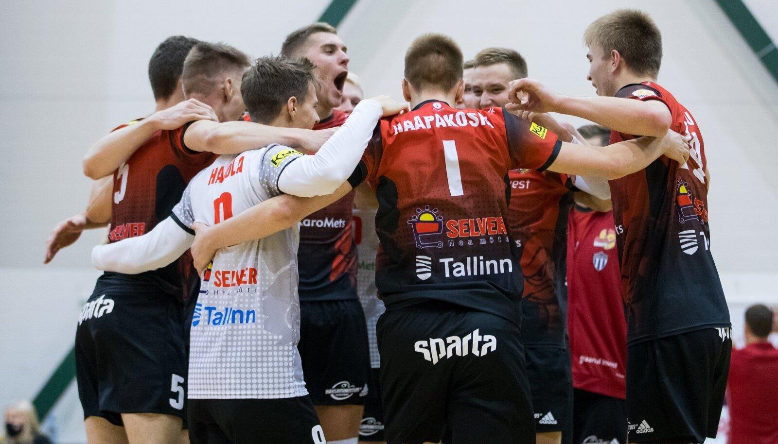 Tallinna Selveri mängumehed