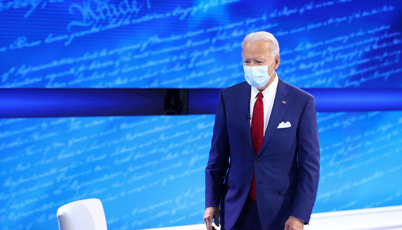 USA presidendiks pürgiv Joe Biden