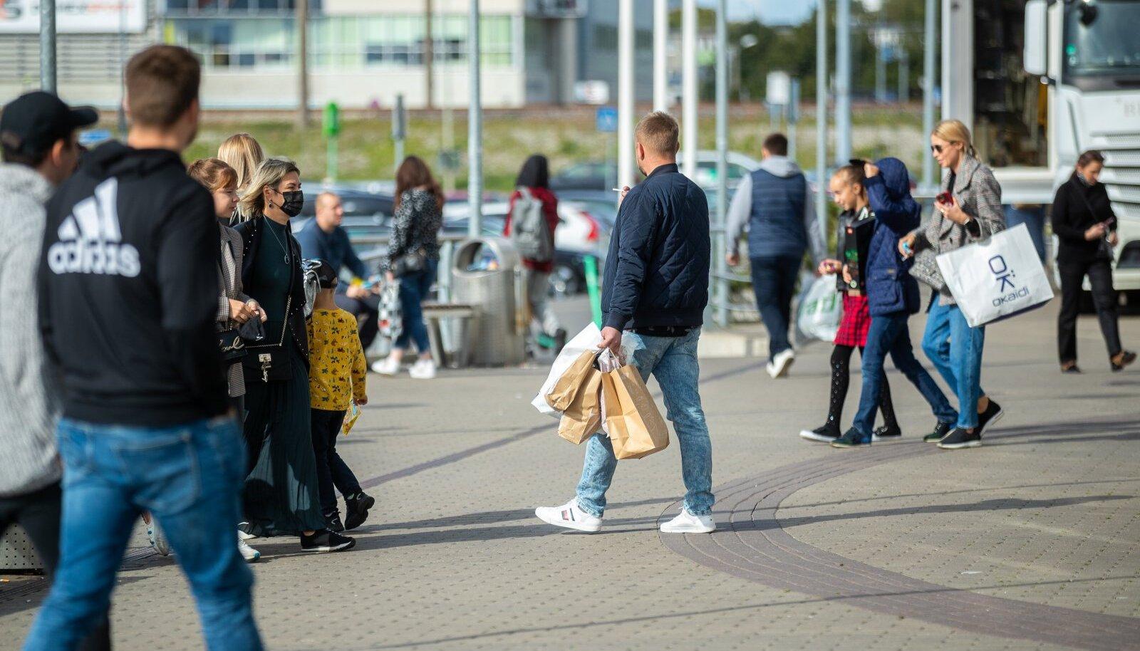 Eelmise aastaga võrreldes 5% tarbijahinnaindeksi tõusu (nagu juulis-augustis) pole Eestis tükk aega nähtud.