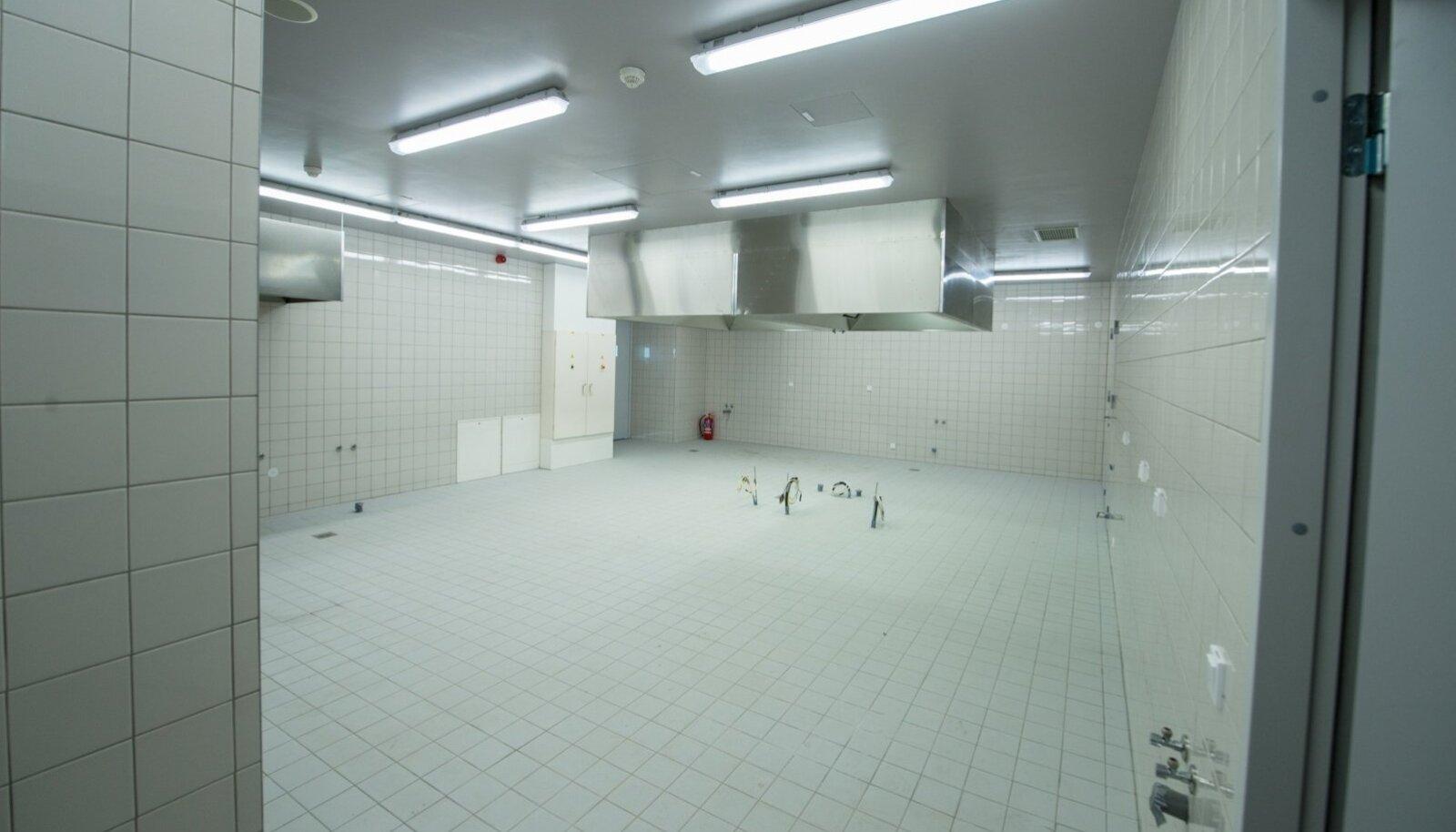 ERM-i köök on endiselt tühi. RKAS ja ERM lähevad hankega uuele ringile.