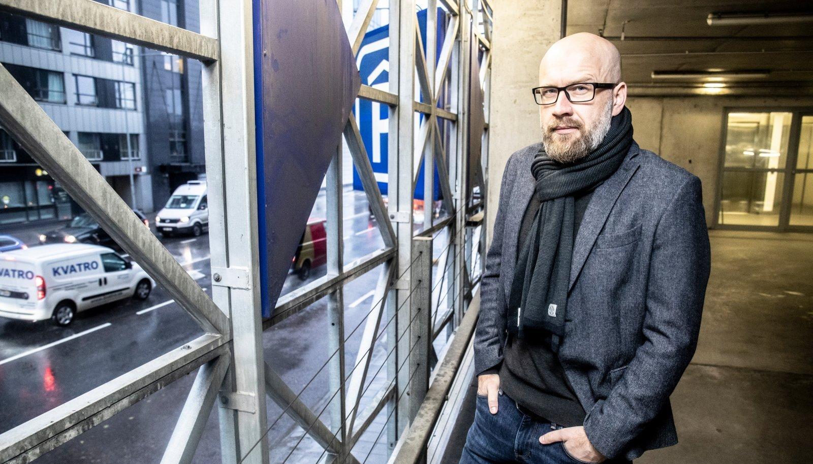 """""""Soome Elisa originaalsarjad on juba enne linastumist ette müüdud 20–30 riiki. Püüdes jääda põhjamaiselt tagasihoidlikuks, pean tunnistama, et eks see ole ka meie kaugem siht,"""" üleb Toomas Ili."""